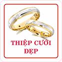 Mẫu Thiệp cưới Đẹp